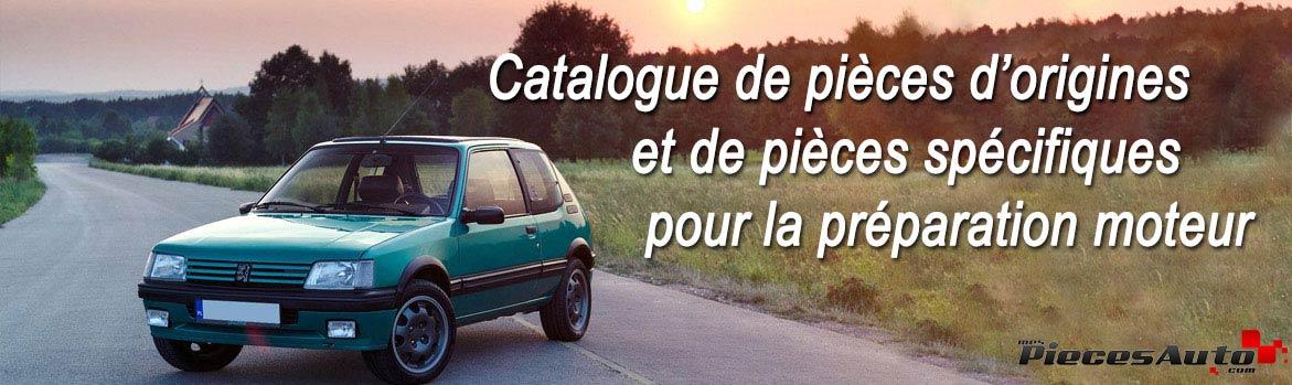 Catalogue de pièces auto