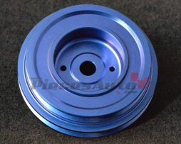 Poulie damper R21 Turbo aluminimum poulie vilebrequine