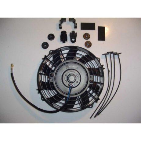 ventilateur préparation moteur radiateur aluminium
