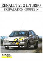 R21 Turbo préparation GrN