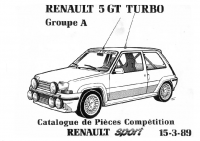R5 GT Turbo GrA piece