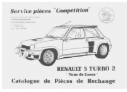 R5 Turbo Piece Cevennes