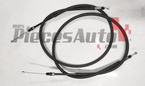 handbrake cable renault 21 turbo